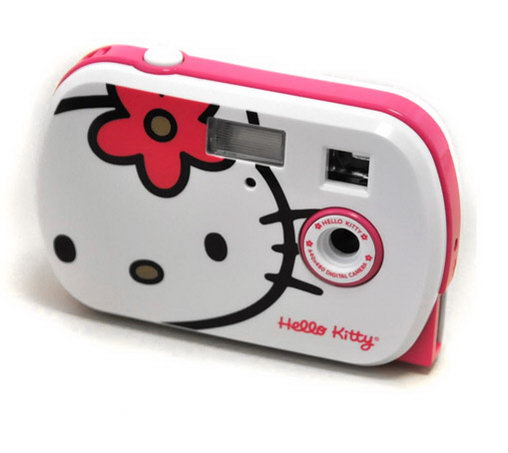 Sanrio Hello Kitty Digital Camera / Video Webcam